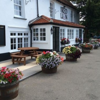 Red Lion, Kirby-le-Soken
