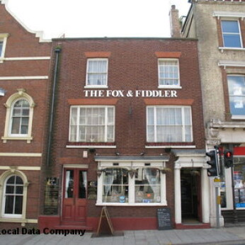 Fox & Fiddler, Colchester