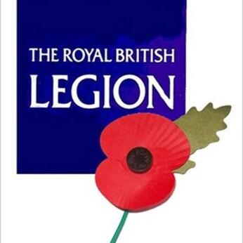 Royal British Legion, Saints