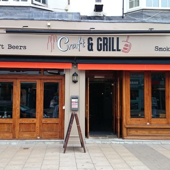 Craft & Grill, Walton Central