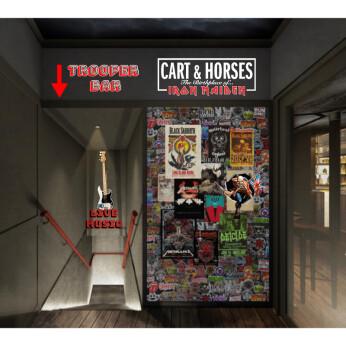 Cart & Horses, London