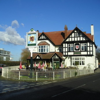 Click to view full size - Red Lion, Solihull(photograph number 1)