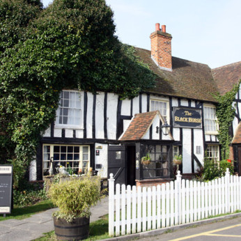 Click to view full size - Black Horse, Brentwood(photograph number 1)