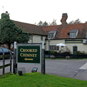 Crooked Chimney, Lemsford