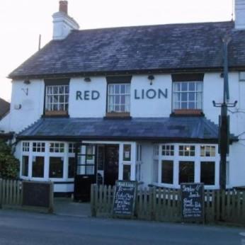 Red Lion, Woodcote