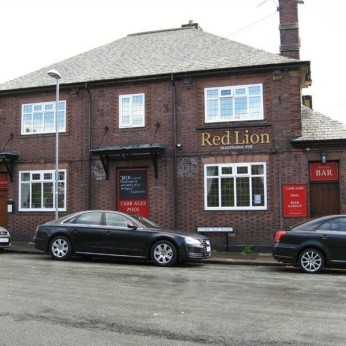 Red Lion, Stoke-on-Trent