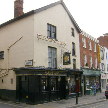 Queens Arms, Hereford