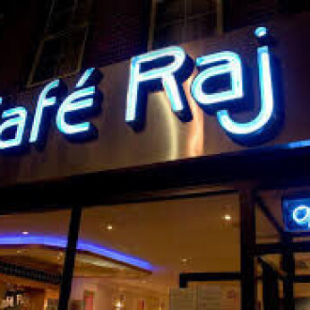 Cafe Raj, London SE9