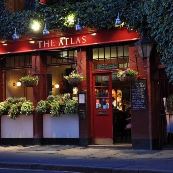 Click to view full size - Atlas, London(photograph number 1)