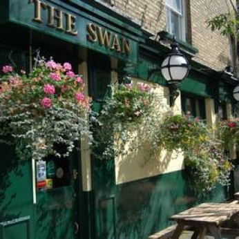 Swan, London W4