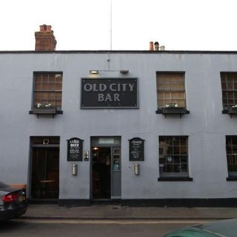 Old City Bar, Canterbury