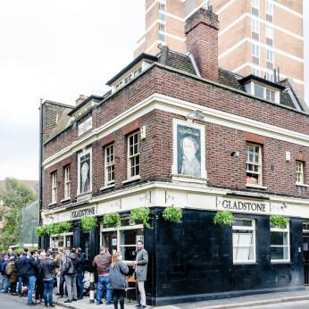 Gladstone, London SE1