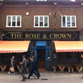 Rose & Crown, London SE1
