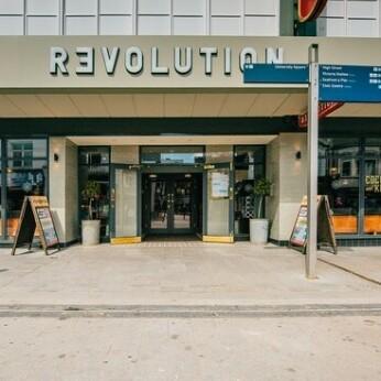 Revolution, Southend-on-Sea