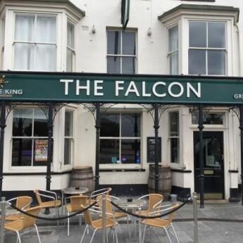 Falcon, Kursaal