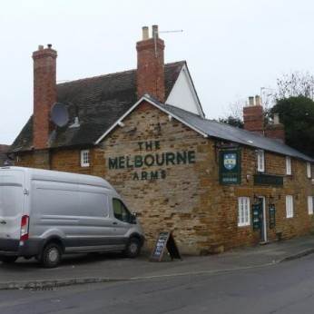 Melbourne Arms, Old Duston