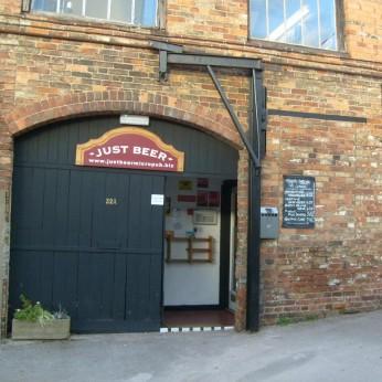 Just Beer Micropub, Newark-on-Trent