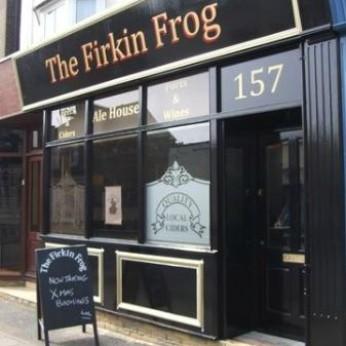 Firkin Frog, Herne Bay