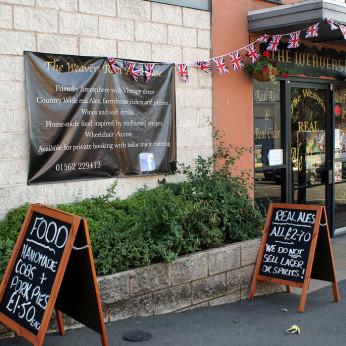 Weavers Real Ale House, Kidderminster