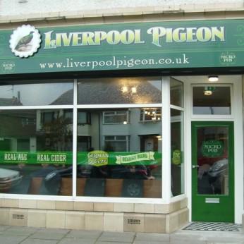 Liverpool Pigeon, Liverpool