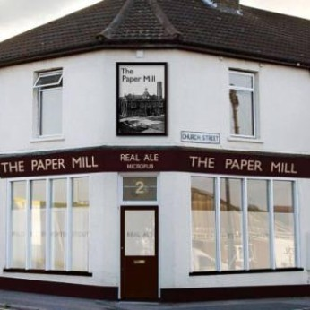 Paper Mill, Sittingbourne