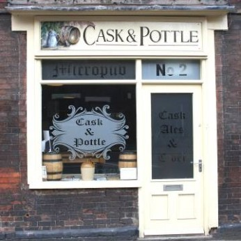 Cask and Pottle, Burton upon Trent