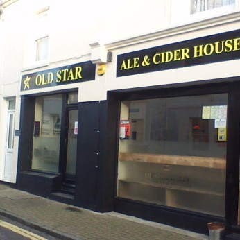 Old Star Ale & Cider House, Shoreham-by-Sea