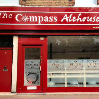 Compass Alehouse, Gravesend
