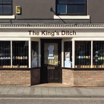 King's Ditch, Tamworth
