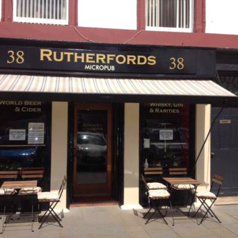 Rutherfords - the 1st in Scotland, Kelso