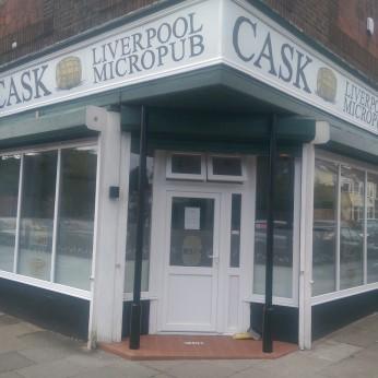 Cask Liverpool Micropub, Liverpool