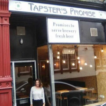 Tapster's Promise, Colne