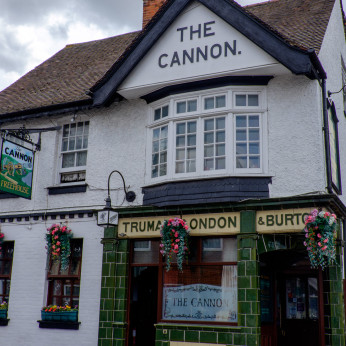 Cannon, Brompton