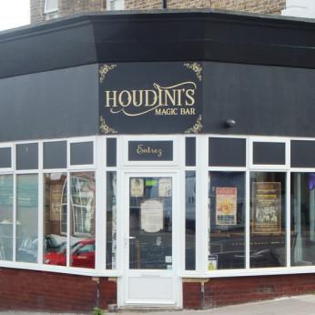 Houdini Magic Bar, Broadstairs
