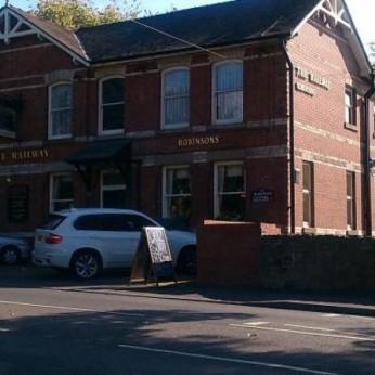 Railway Hotel, Marple
