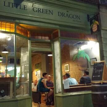 Little Green Dragon Ale House, London N21