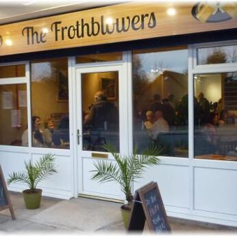 Frothblowers Micro Pub, Peterborough