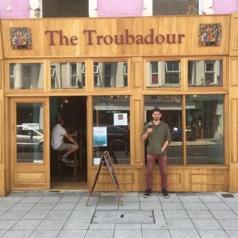 Troubadour, Folkestone