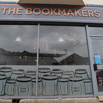Bookmakers, Morecambe