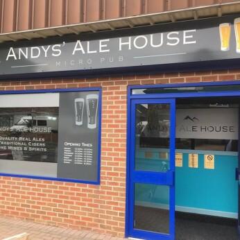 Andys Ale House, Great Wyrley