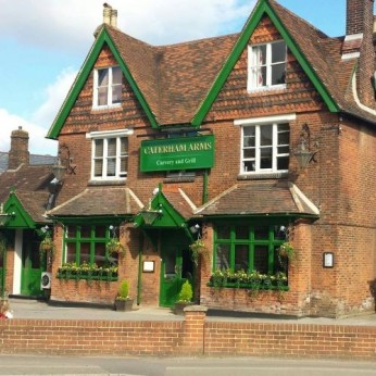 Click to view full size - Caterham Arms, Caterham(photograph number 1)
