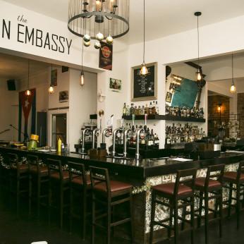 Cuban Embassy, Moseley