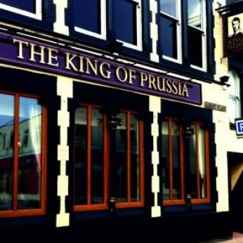 King of Prussia, Heanor