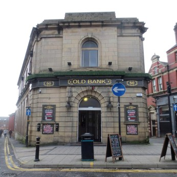Old Bank, Oldham
