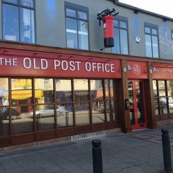Click to view full size - Old Post Office, Newcastle upon Tyne(photograph number 1)