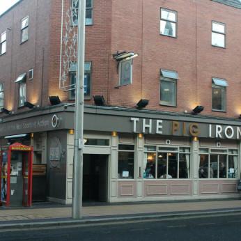 Pig Iron, Middlesbrough
