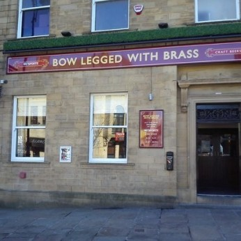 Bow Legged with Brass, Halifax