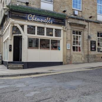 Chennells Bar, Barnsley