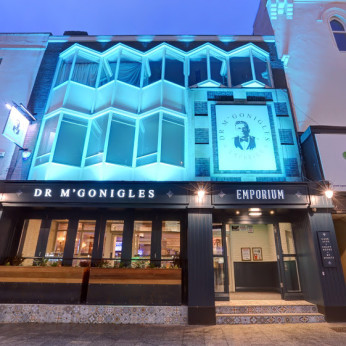 Dr M'Gonigles, Stockton-on-Tees