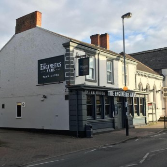 Engineers Arms, Coalville